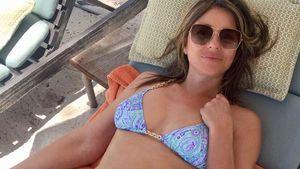 28 oder 53 Jahre alt? Liz Hurley verzaubert mit Bikini-Body