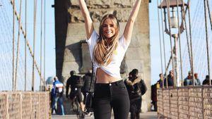 In New York: Bachelor-Liz Kaeber hat ihr Brautkleid gefunden
