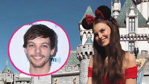 1D-Louis' Sohn Freddie feiert 2. Geburtstag im Disneyland!