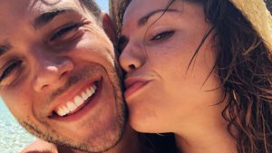 Im Liebesurlaub: So happy sind Luca Hänni und Christina Luft