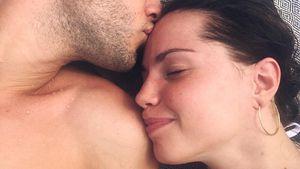 """Nach """"Let's Dance""""-Aus: Christina und Luca wieder vereint"""