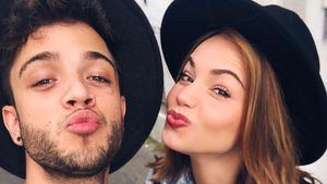 Junge Liebe: Luca Hänni & Christina Luft sind unzertrennlich