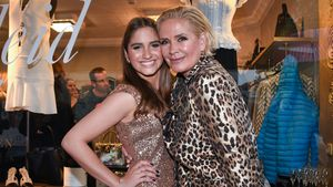 Lucia Strunz und Claudia Effenberg