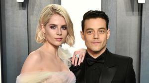 Bond-Bösewicht Rami Malek zieht mit Freundin Lucy zusammen