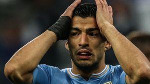 Nach Beißattacke: Luis Suárez entschuldigt sich