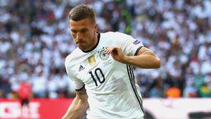 Nun offiziell bestätigt: Lukas Podolski wechselt nach Polen