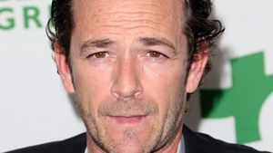 Luke Perry in Hollywood
