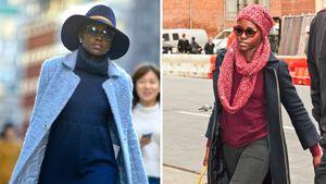 Stylish! Lupita Nyong'o zeigt ihre neuen NYC-Herbstlooks