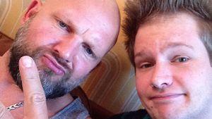 Serien-Comeback: Diesen BTN-Kollegen fieberte Falko entgegen