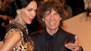 Neue Liebe: L'Wrens Bruder verteidigt Mick Jagger