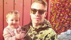 Macklemore und seine Tochter Sloane