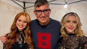 "Crossover in Staffel sechs: Sabrina kommt nach ""Riverdale"""