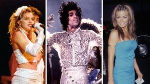 Madonna, Prince und Carmen Electra