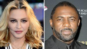 Madonna und Idris Elba