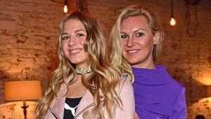 """Magdalena Brzeska und ihre Tochter Noemi Peschel beim """"Ellie Goulding for Deichmann Launch Event"""""""