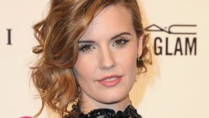 Maggie Grace bei der Oscar Viewing Party 2016