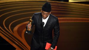 Bester Nebendarsteller 2019: Mahershala Ali gewinnt Oscar!