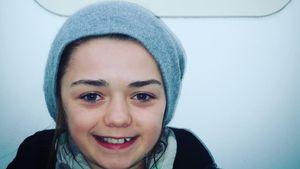 GoT-Throwback: Maisie Williams als kleine Stark-Prinzessin