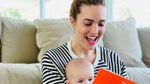 TV-Star Mandy Moore fühlt sich als Mutter nicht gut genug