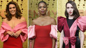 Rot und mit Ärmeln: Die außergewöhnlichsten Emmy-Looks 2019