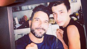 Gefühlvolles Vater-Sohn-Duett: Marc Terenzi singt mit Tyler