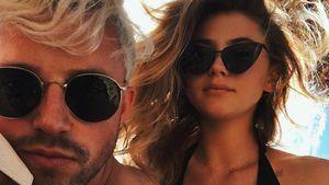 Marcus Butler und Stefanie Giesinger auf Mykonos