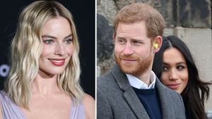 Pro Megxit: Margot Robbie will Harry und Meghan einladen