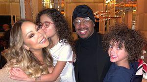 Mariah Carey teilt knuffiges Familienfoto von Thanksgiving