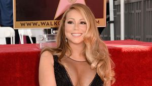 Mariah Carey auf dem Walk of Fame