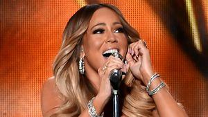 Süßer Mama-Kind-Tag: Mariah Carey bowlt mit Sohn Moroccan!