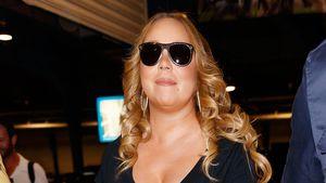 Frustessen wegen Glatze? Mariah Carey muss Perücken tragen