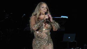 Heulattacken wegen Moppel-Phase? Mariah Carey völlig am Ende