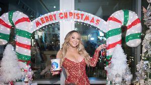 Veröffentlicht Mariah Carey etwa eine neue Weihnachtssingle?