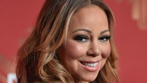 Mariah Carey bei der Unsilent Night 2016