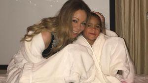 Übertrieben? Mariah Careys Kids bekommen Beauty-Behandlung!
