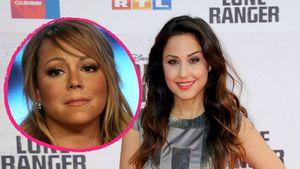 Mariah Carey und Nina Moghaddam