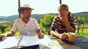 Marie und Olaf Heidtke in Südafrika
