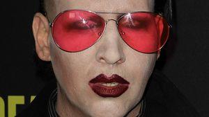 Marilyn Manson: Vom Schockrocker zum Männermodel!
