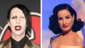 Gewaltvorwürfe: Ist Marilyns Ex Dita Von Teese betroffen?