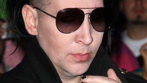 Entwarnung nach Kollaps: Marilyn Manson hat Grippe