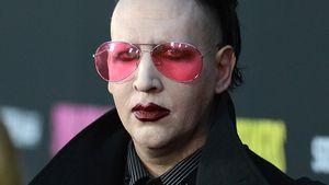 Horror-Unfall: Marilyn Manson bei Konzert fast erschlagen!