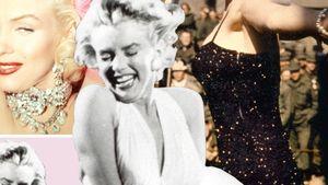 Feiert ins neue Jahr wie Marilyn Monroe!
