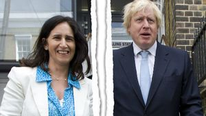 Brexit-Boris Johnson lässt sich von seiner Frau scheiden!