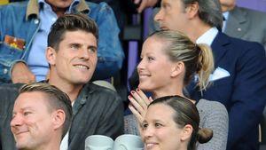 Heimlich in München: Mario Gomez & Carina haben geheiratet!