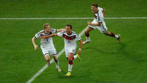 WM-Rückblick: Heute vor vier Jahren wurden wir Weltmeister!