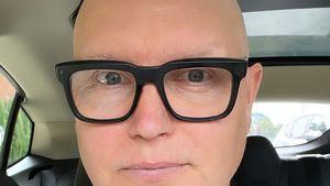 Nach fünfter Chemo: Blink-182-Star Mark Hoppus gibt Update