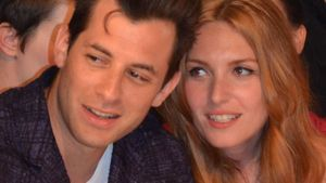 Coole Trauung: Mark Ronson heiratet Josephine