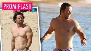 Mark Wahlberg am Beach