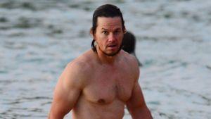 Sexy Beach-Boy: Mark Wahlberg zeigt seinen gestählten Körper