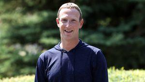 Durch Facebook-Blackout: Zuckerberg verlor privates Vermögen